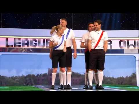 A League Of Their Own 8 Episode 2. Sports Day