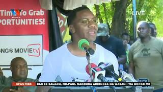 Live : MH: PAUL MAKONDA AFANYA MAZUNGUMZO NA WASANII WA TANZANIA