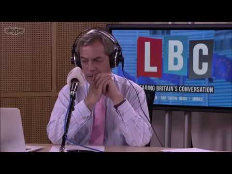 Nigel Farage Discusses the EU's Underhand Brexit Tactics