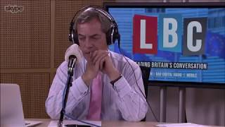 Nigel Farage Discusses the EU
