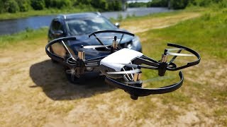 DJI Tello, обзор квадрокоптера ... Лучший дрон за 100$?