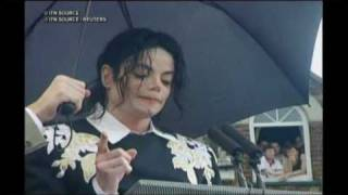 Michael Jackson Rare Speeches, Interviews, Appearances Part 3reupload