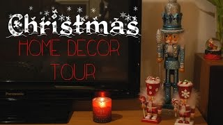 Christmas Home Decor Tour Thumbnail
