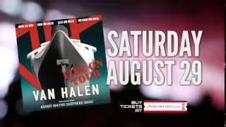 TV Promo Voice Over Talent   Concert Promo   Tim McGraw  & Van Halen