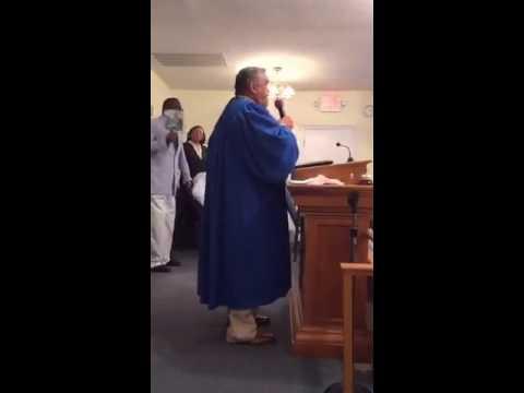 Preach Bishop James!