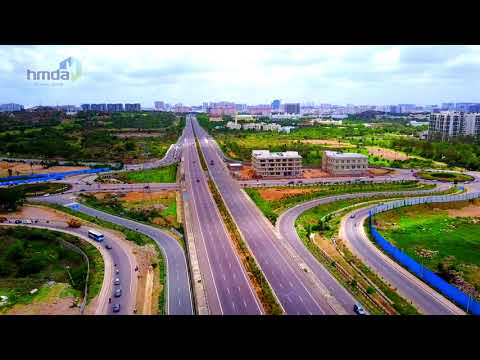 A Promo Video On Hyderabad Metropolitan Development Authority