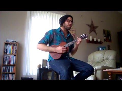 Elle King Kocaine Karolina ukulele cover by RJ Cusson