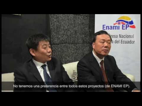 ENAMI EP y YANKUANG GROUP
