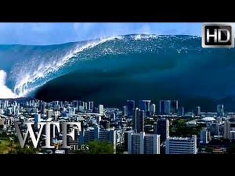 URGENT WARNING MESSAGE TO ALL ! ~ TSUNAMI SAID TO HIT AMERICA'S EAST COAST!