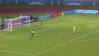 Canada vs Mexico penalty shootout
