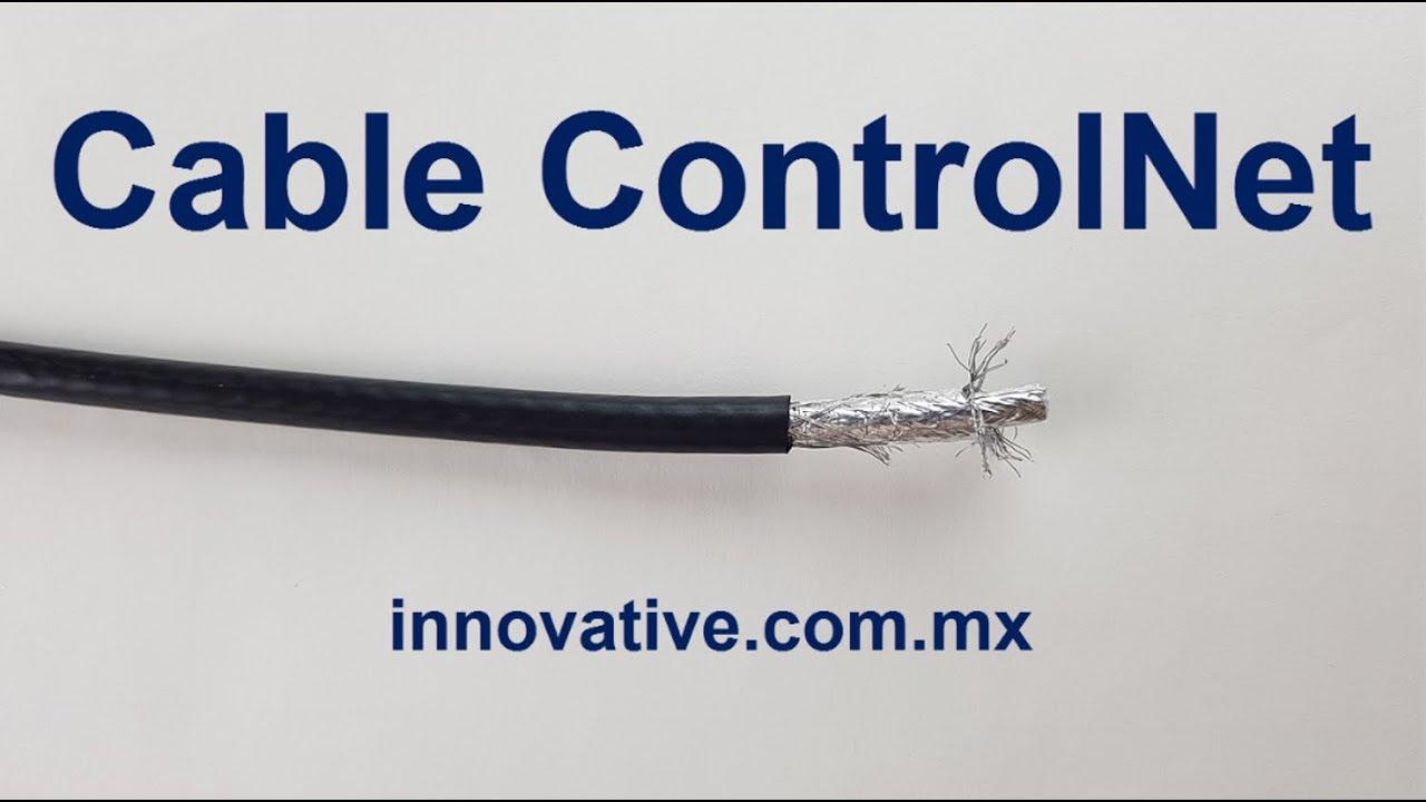 Cable ControlNet Coaxial RG-6/U Doble Blindaje Doble Malla para Eq ...