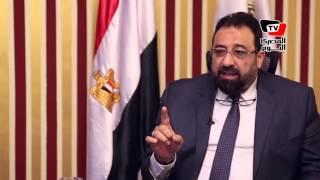 «عبد الغني»: «النواحي الإدارية لمنتخب مصرأطماع شخصية»