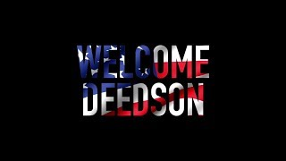 Welcome Deedson 🇺🇸