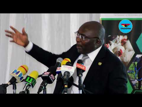 Bawumia explains differences between Google maps and Digital Address System