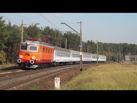 EP05-23 Z Rozkładowym Pociągiem Do Bydgoszczy