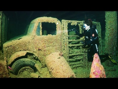 Thumbnail: Top 15 Mysterious Things Found Underwater