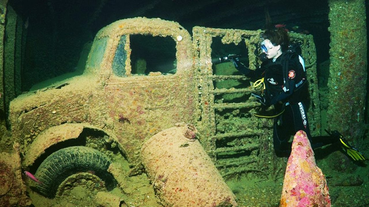 underwater things found mysterious science oddities unexplanatory