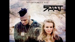 Download Zara Larsson & MNEK - Never Forget You (SaaT Remix) FREE DOWNLOAD MP3 song and Music Video