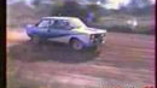 Ex Walter Rohrl Fiat 131 Abarth