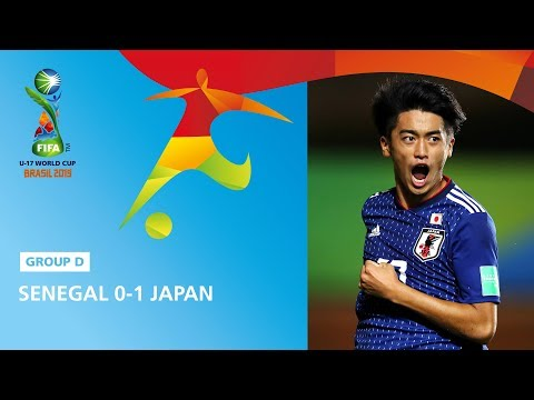 Senegal V Japan Highlights - FIFA U17 World Cup 2019 ™