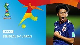 Senegal v Japan | FIFA U-17 World Cup Brazil 2019 | Match Highlights