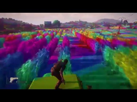 Most EPIC Uncharted 4 encounter in RAINBOW - Rainbow Road