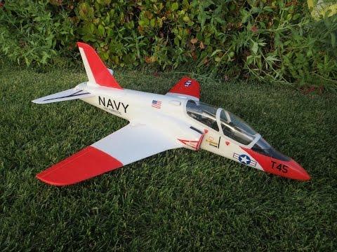 Hobby King T-45 Goshawk Front Retract Upgrade | Doovi