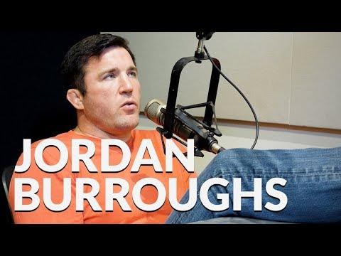 Khabib Nurmagomedov says Jordan Burroughs needs his own world-class wrestling training.