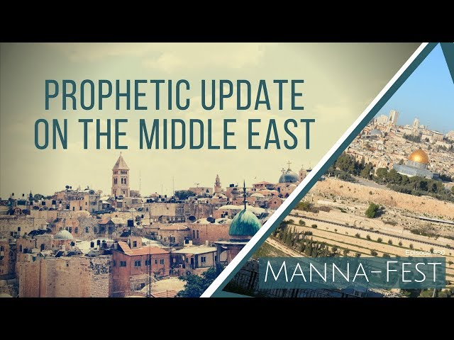 Evangelist Perry Stone: Prophetic Update on the Middle East