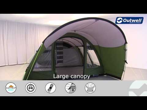 opbouw instructie obelink amazonas 600 tunneltent doovi. Black Bedroom Furniture Sets. Home Design Ideas