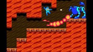 Mega Man 2 - Wood Man