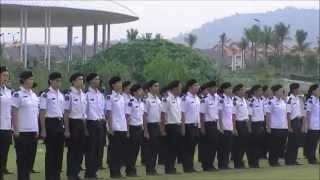 St John Ambulance Malaysia Selangor Darul Ehsan - Trooping of Color - Part II