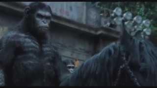Планета обезьян: Революция - смотрите онлайн официальный трейлер HD качестве