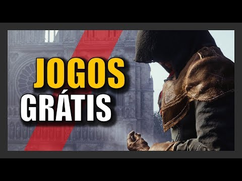 JOGOS GRÁTIS PARA PC, PS4 E XBOX ONE!