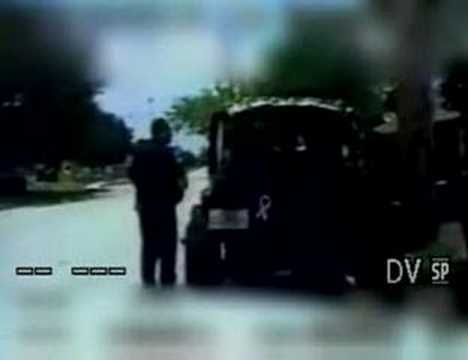 ☠ Court TV :  Guy Insults Cop When Being Stop For Having Loud Music ☠
