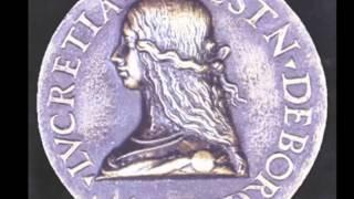 Lucrecia Borgia y el Espíritu de su Epoca. Biografía.