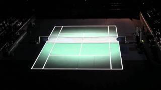 Tetris tenis Virtual