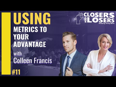 Creating A NonStop Sales Boom with Colleen Francis