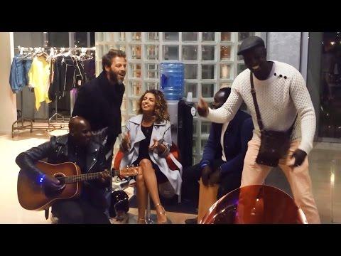 PRESTEEJ - Improvisation avec Tal et Christophe Maé