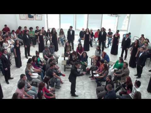 BUMC Jazz Choir '11 - Yeniden (Bodrum)