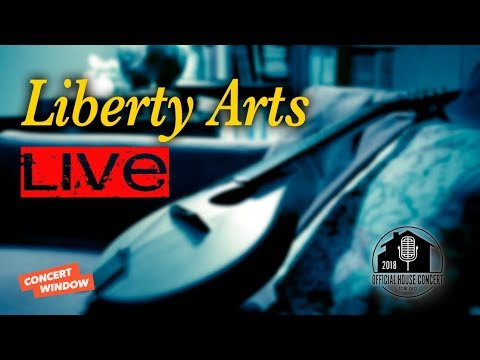 Liberty Arts LIVE - Patty Reese - 04/26/18