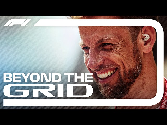 Jenson Button Interview | Beyond The Grid | Official F1 Podcast