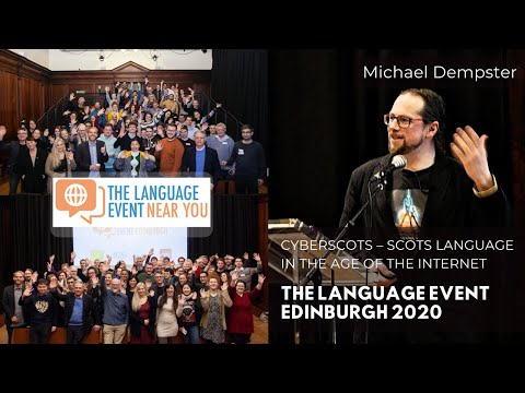 Michael Dempster - Cyberscots – Scots Language In The Age Of The Internet