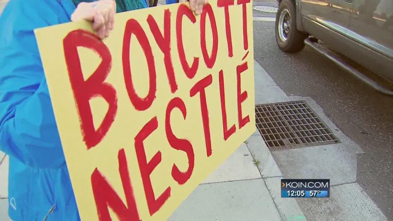brandchannel: Nestle in Hot Water in Drought-Stricken California