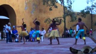 Mapalé  Dance in Cartagena, Colombia