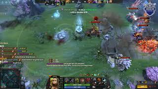 (LIVE) dota2  เปิด rank support นาจา