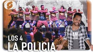 LOS 4 - LA POLICIA - Salsation® choreography by Alejandro Angulo