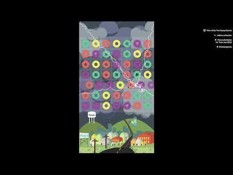 Electropolis by Two Scoop Games (gameplay footage)