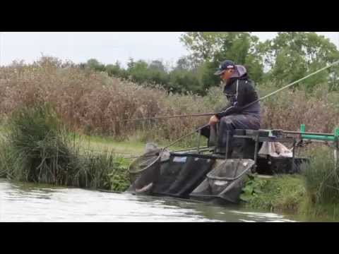 Maggot Fishing For Carp At Janson Fishery
