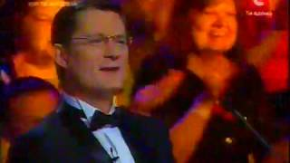 Валерий Юрченко-пародия на Александра Рыбака (телеканал СТБ)